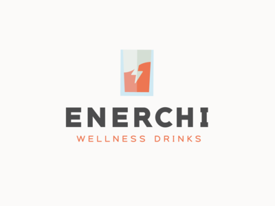 ENERCHI - Wellness Drinks Logo