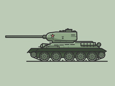 TANK TIME 3 soviet vector ww2