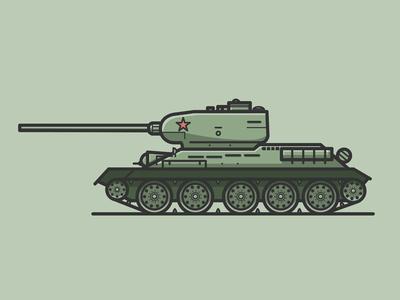 TANK TIME 3 soviet vector ww2