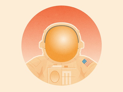 Spaceman spacerace 1960s space astronaut