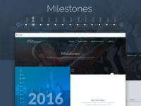 Metglobal Milestones