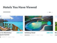 Hotels you have viewed