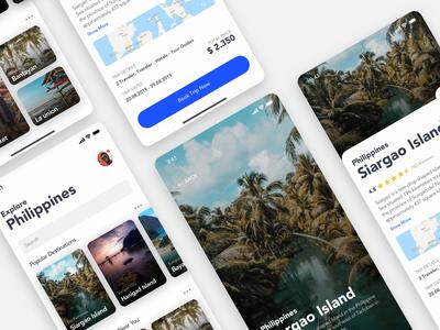 Traveler Explore App