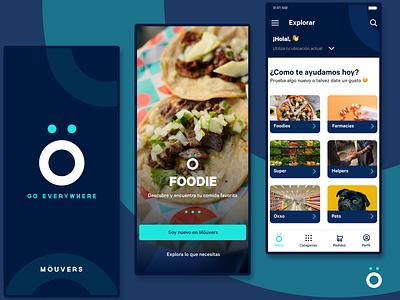 Möuvers MX  🇲🇽 user experience ui uidesign branding user interface
