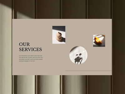 Web design layout lifestyle mobile uidesign minimal ui webdesign layout design