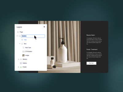 Editor X - Updates & Releases thumbnails productdesign product web branding design branding design