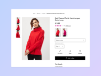 Product Page Fashion