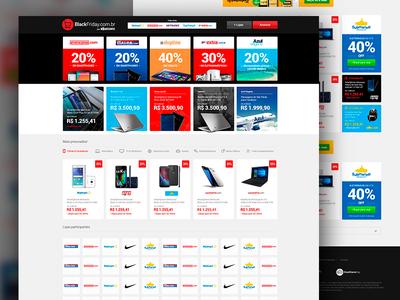 Blackfriday.com.br 2018 Website