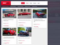 Automotive Inspiration site