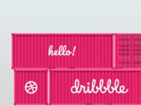 Hey dribbble, Hello