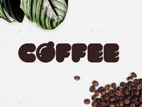 coffee Logo Mark brand design brand identity illustration print typogaphy branding