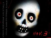 Halloween Flyer Detail