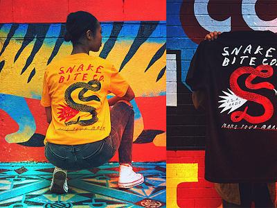 Snake Bite Co. X Tyler Gross