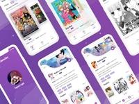 Manga Reader App Light Version