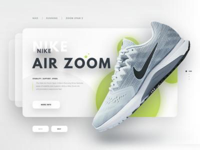 Nike Air Zoom Span 2