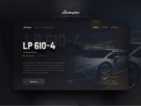 Lamborghini Lp 610 4