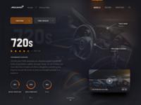 Mclaren 720s Website