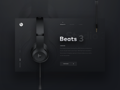 Matte Headphones