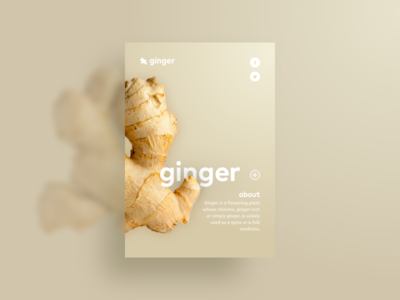 Simple Ginger