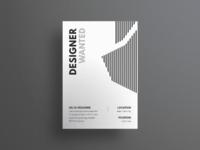 Designer wanted  big