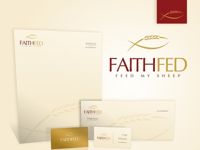 Logo design for Faith Fed