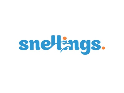 Snellings - Trendy Logo Design for Law Firm