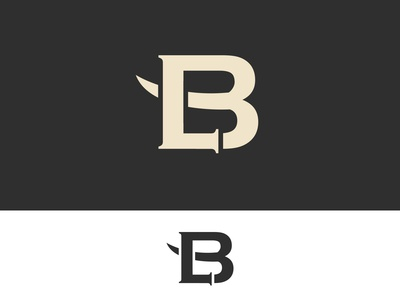 B and L letters implemented