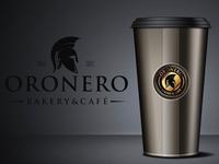Logo for bakery&café