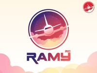 Ramy RC logo design