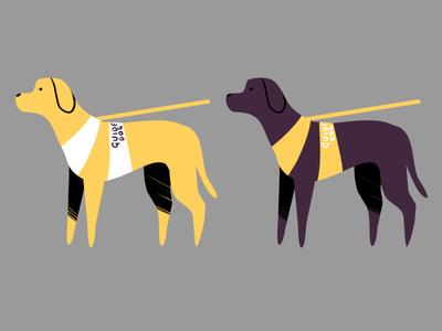 Guide Doggos