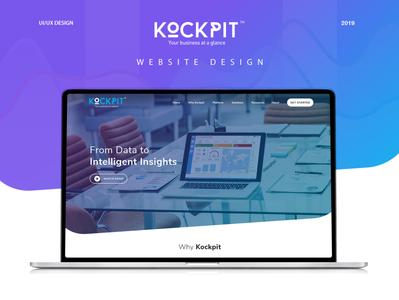 Kockpit Website