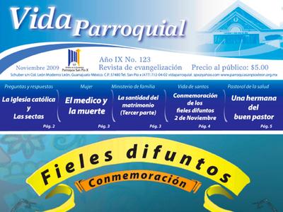 Revista Vida Parroquial