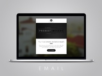 Cju black mock web email