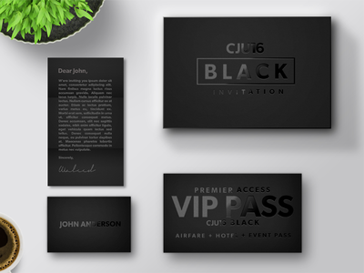 CJU Black Campaign