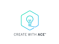 Create with ace logo 01