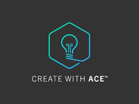 Create with ace logo 02