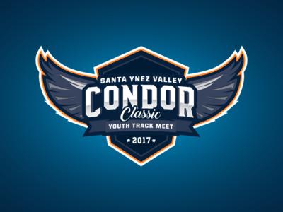 Condor Classic Track Meet Logo