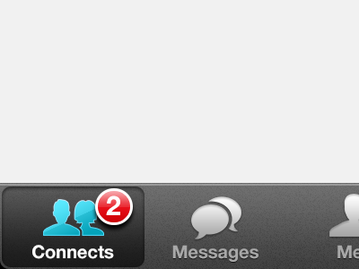 Tab Bar v2 ios nav nav bar bar tab tabs tab bar navigation badge notification iphone app