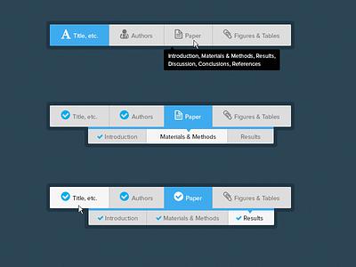 Progress Tracker Nav progress tracker progress navigation sequential
