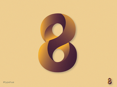 8 by Landon Oliver via dribbble