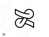 Old Logo Revisit exploration design vector illustrator brand and identity brand logo