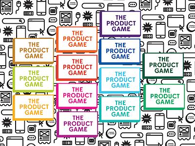 Let's Make a Website! product illustration game pattern
