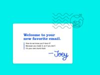 Joey Mail
