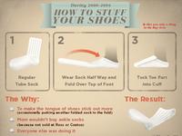 Stuffing Socks