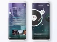 Just another music player