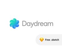 Daydream logo vector