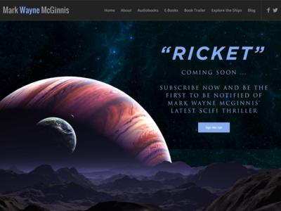 Mark Wayne McGinnis web development web design wordpress