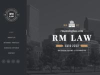 R Manning Law