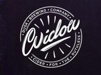 Widow Cider Logo