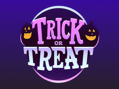 Trick or Treat trick or treat halloween game app mobile pumpkin spooky trick or treat